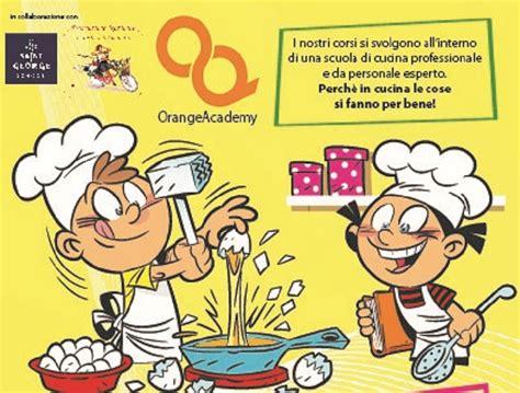 corsi di cucina roma sud al via i corsi di fumetto e cucina di orange