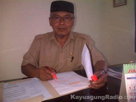 Prenada Media Pangan Nusantara kabupaten oki raih penghargan adhikarya pangan nusantara tingkat provinsi kayuagung radio