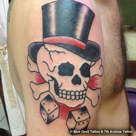 blue devil tattoo old tattoo gallery ybor city