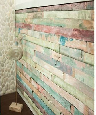 self sticking wallpaper vintage colored wood self adhesive peel stick wallpaper