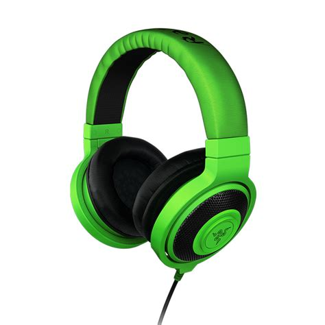 Headphone Razer Kraken razer kraken gaming headphones punto