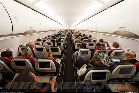 Turkish Airlines Interior by Airbus A321 231 Turkish Airlines Aviation Photo 2210445 Airliners Net