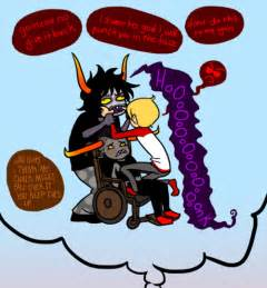 Ask gamzee and dave look at your life look at your choices
