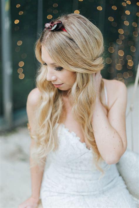Brautfrisur Lange Haare Offen by Brautfrisuren 2018 F 252 R Mittellange Und Lange Haare Mit