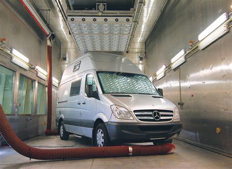 Gfk Hochdach Lackieren by Mercedes Sprinter Mr Hochdach Sca 414 Preiswerter