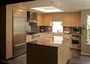 Modern Kitchen Wood Cabinets by Modern Light Wood Kitchen Cabinets Pictures Amp Design Ideas