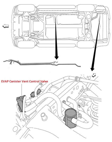 small engine maintenance and repair 2009 nissan pathfinder instrument cluster p0447 2008 nissan pathfinder autocodes com q a