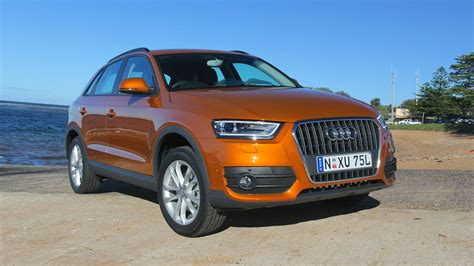 Q3 Audi Review by Audi Q3 Review 1 4 Tfsi S Tronic Caradvice