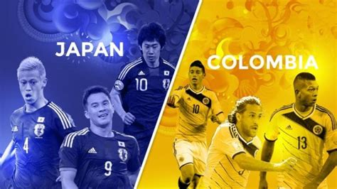 world cup colombia vs japan colombia vs japan preview and predicted lineups world