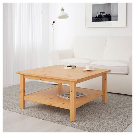 Hemnes Coffee Table Light Brown 90x90 Cm Ikea Hemnes Coffee Table Ikea