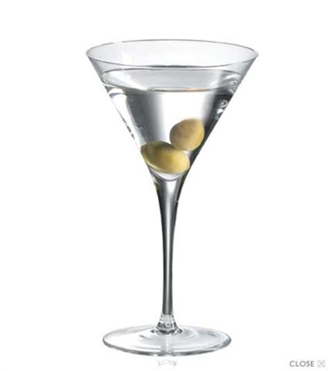 my drink choice a dry gin martini