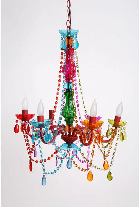colorful chandeliers chandelier colorful furniture interior image