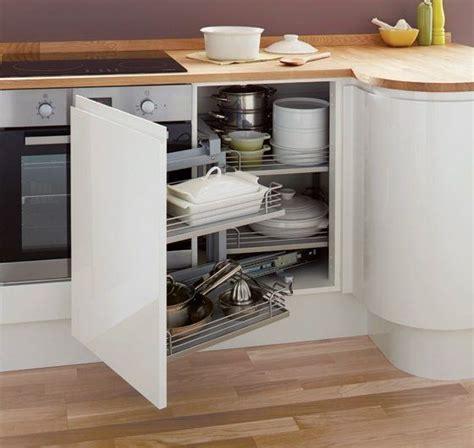 meuble rangement d angle accessoires meubles d angle houdan cuisines
