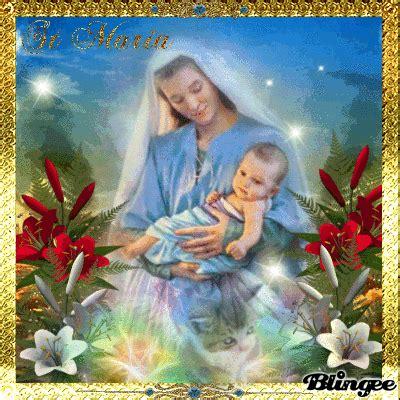 imagenes de la virgen maria en movimiento virgen mar 237 a fotograf 237 a 125048259 blingee com
