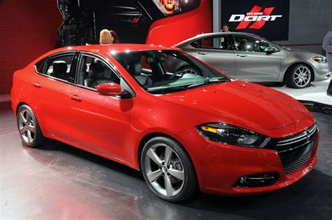 Chrysler Fiat News Chrysler Fiat News 2013 Dodge Dart Revealed At Detroit