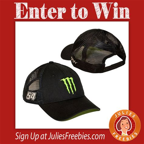 monster energy sweepstakes julie s freebies - Monster Energy Sweepstakes