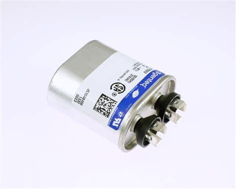 genteq motor run capacitor 97f5503 genteq capacitors capacitor 3uf 370v application motor run 2020059885