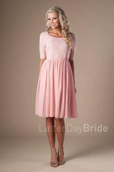 Bridesmaid Dresses Slc - modest bridesmaid dresses
