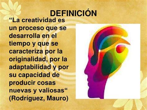 imagenes html definicion definicion de creatividad