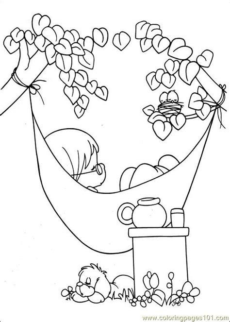 60 Coloring Page by Coloring Pages Precious Moments 60 Gt Precious