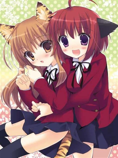 imagenes de anime kawaii de amigas ranking de mejores amigas guapas del anime listas en
