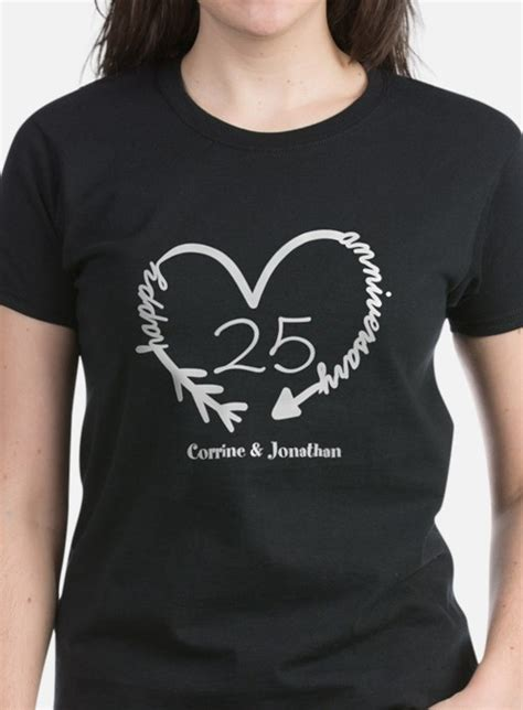 Wedding Anniversary T Shirts by Wedding Anniversary T Shirts Shirts Tees Custom