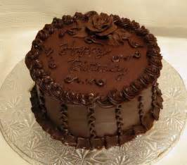 chocolate ganache birthday cake cakecentral com
