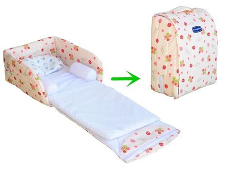 travel infant bed birthday gifts kids baby shower gift ideas the tickle toe