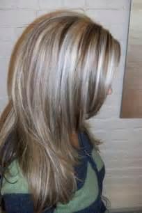 highlights for gray hair photos hair color