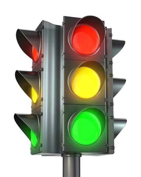 Stop Light by Waiting At The Traffic Lights Qcs