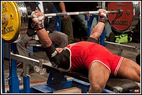 celebrity bench press bench press taken at the 2010 arnold classic fitness