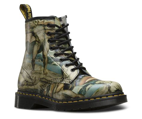 Rugged Boots For Women William Blake 1460 Men S Boots Official Dr Martens Store