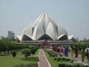 Who Made Lotus Temple In Delhi Lotus Temple New Delhi India Images Xcitefun Net