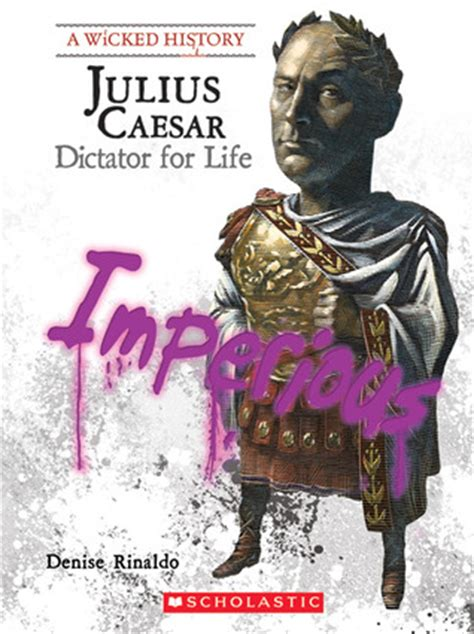 the age of caesar five lives books julius caesar dictator for by rinaldo