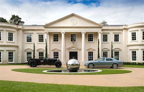 global houses 建造细节精湛的英格兰乡村古典庄园 mansion global