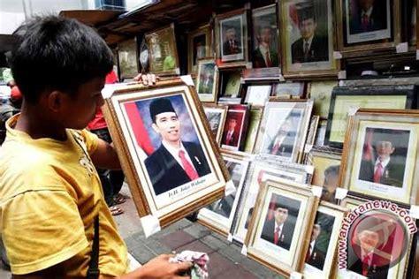 Harga Resmi Sinensa foto resmi presiden jokowi mulai beredar di pasaran