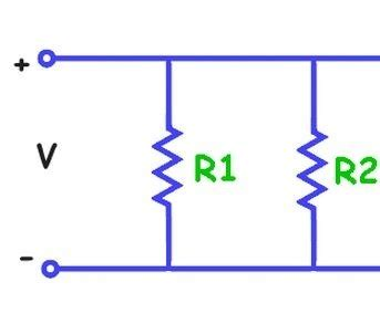ratio of current through parallel resistors what is the ratio of the resistance of series combination and the parallel combination