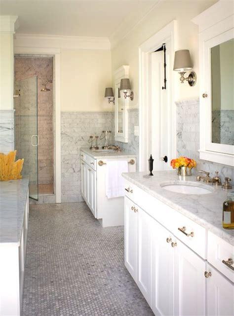 donald lococo architects bathrooms restoration hardware lugarno sconce ivory master