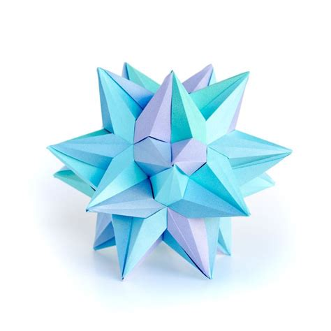 Modular Paper Folding - best 25 origami ideas on