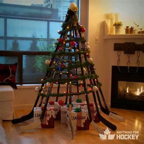 molson canadian hockey stick tree hockey pinterest