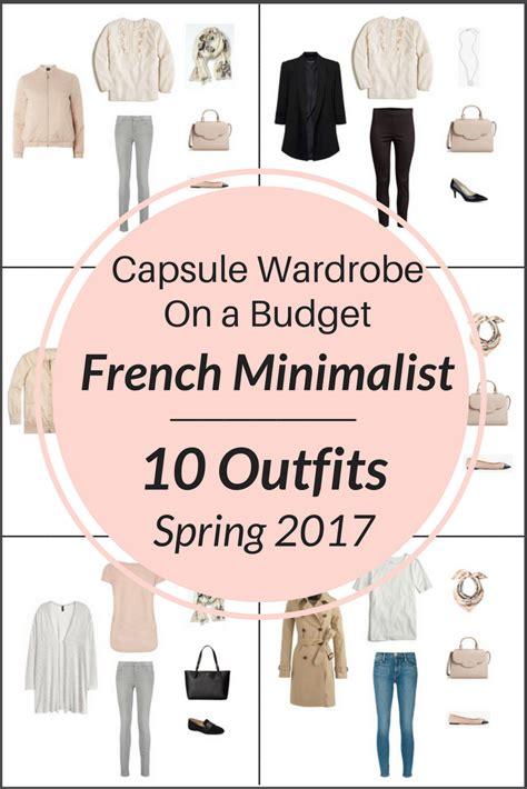 New Wardrobe On A Budget by Create A Minimalist Capsule Wardrobe 10
