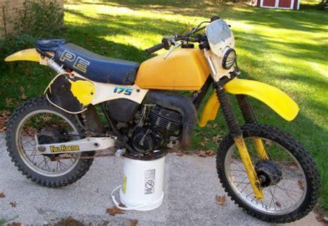 Suzuki Pe For Sale Buy Suzuki Pe 175 83 84 Floater On 2040 Motos