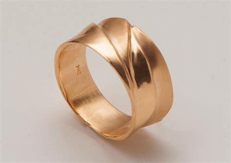 Wedding Bands Handmade by Gold Waves Wedding Band Handmade