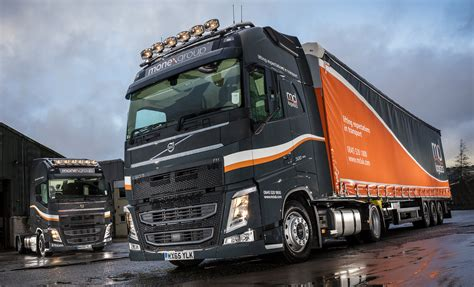 mcl logistics   height volvo fh   appeal  drivers fleet uk haulier