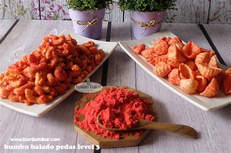 Balado Kentang Pedas Manis balado pedas level 3 bumbu tabur bumbu snack bumbu