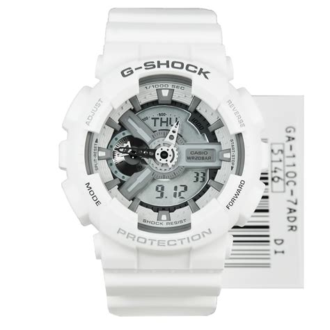 Casio Ga 110c 7a casio g shock world time alarm ga 110c 7a ga110c
