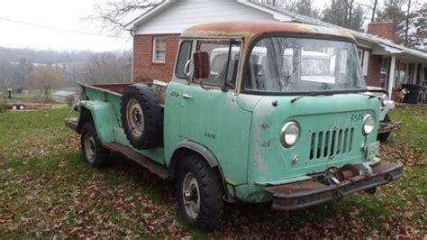 Jeep Forward 1962 Jeep Willys 170 Forward