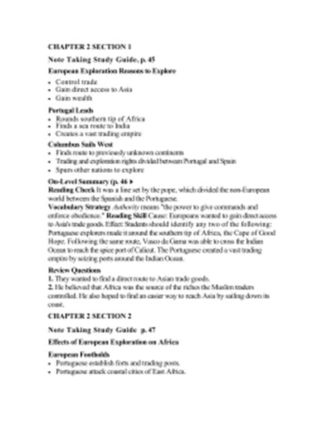 chapter 22 section 1 guided reading moving toward conflict answers studylib net essys homework help flashcards research