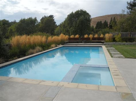 modern pool designs modern pool walnut creek ca photo gallery