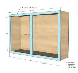 building kitchen cabinet boxes how to build wall cabinets for kitchen